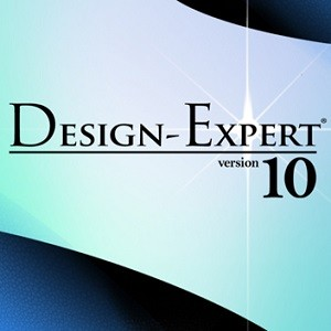 Design Expert Software Version 10 Data Analysis Statistical Analysis Cogito Software Co Ltd English Website
