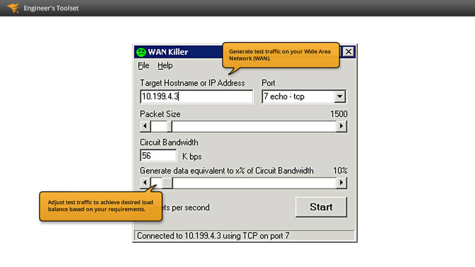 Solarwinds Engineer's Toolset__Network Asset and