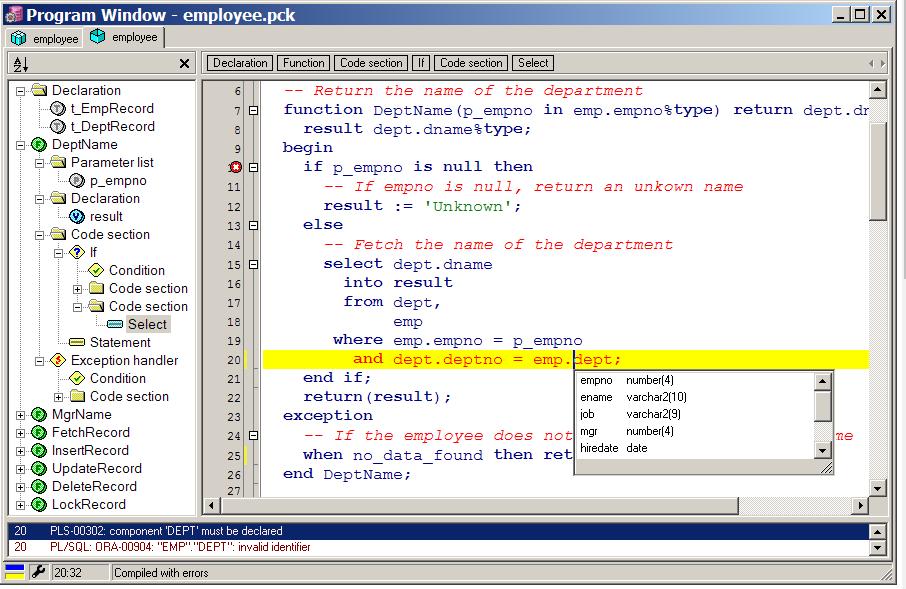 pl sql developer - Pl Sql Developer Resume Sample