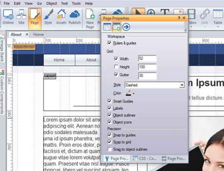 Corel Website Creator Graphic Image Graphic Publishing Cogito Software Co Ltd English Website