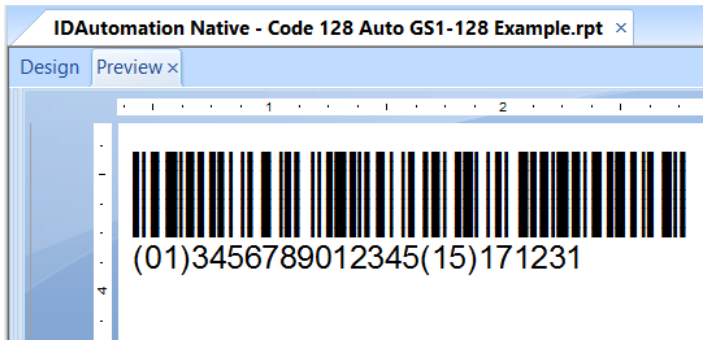 Idautomation Code 39